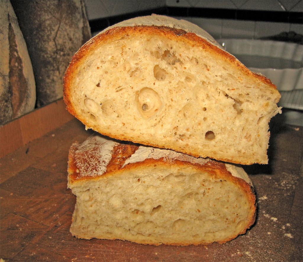Рецепт чесночный хлеб хлебопечка