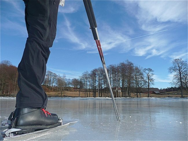 Swedens Top  Spots To Go Nordic Skating