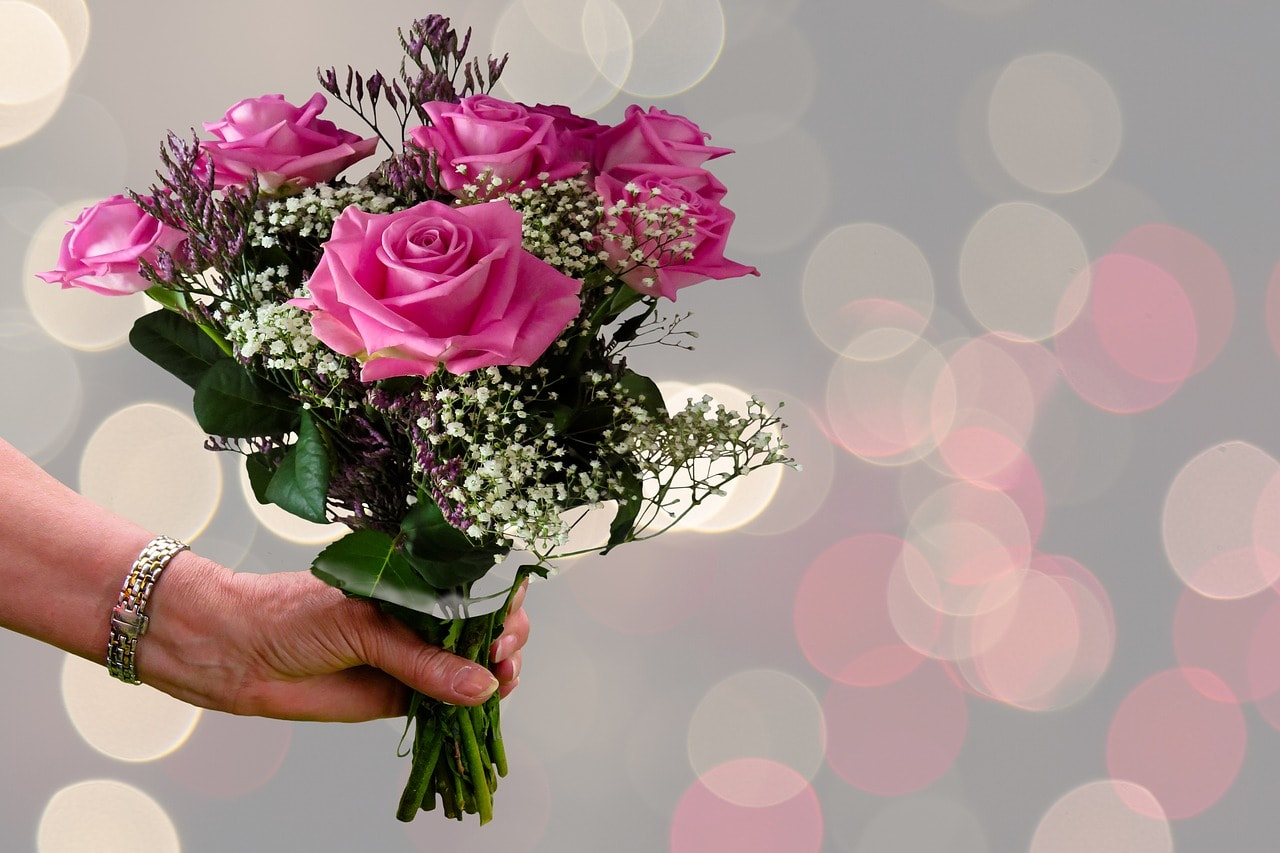 Открытки с розами благодарностями