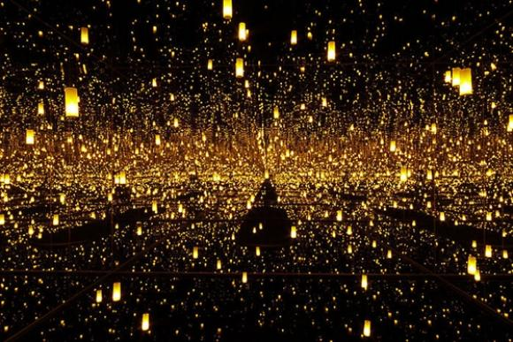 Yayoi Kusama - Aftermath of Obliteration of Eternity (2009)