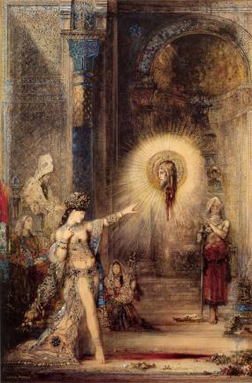 Gustave Moreau Reimagining Symbolism