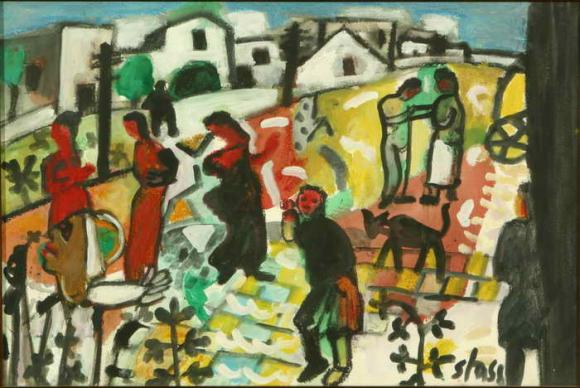 A Glimpse Of Cypriot Art The Seductive Symbolism Of The Everyday