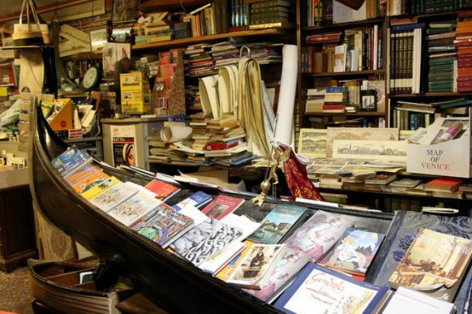 Libreria Acqua Alta   © Marit & Toomas Hinnosaar/Flickr