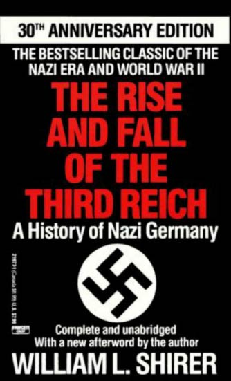 The Rise and Fall of the Third Reich: A History of Nazi Germany, Arrow
