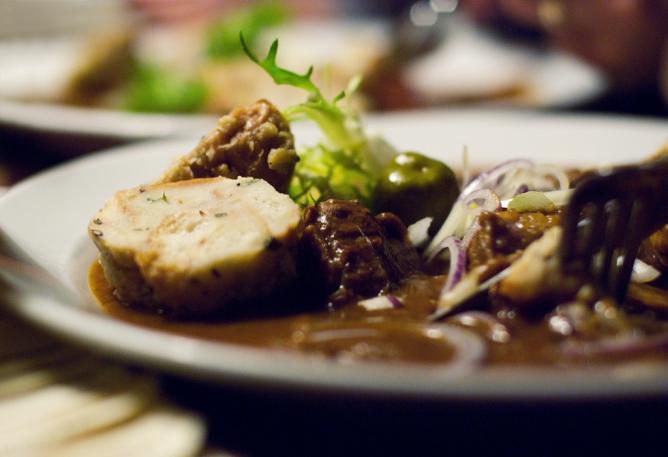 Dinner in Pilsen | © Anders Adermark/Flickr