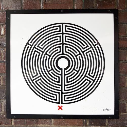 Labyrinth ©Flickr, Nigel Bewley