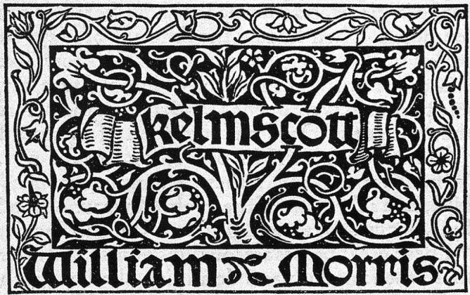 Kelmscott Press   © Nikve/Courtesy of WikiCommons