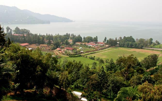 Lake Kivu I © Sarine Arslanian