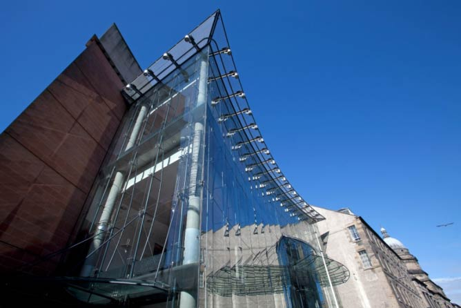 Festival Theatre Edinburgh | Courtesy of Festival Theatre Edinburgh