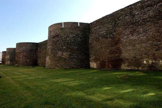 La Muralla de Lugo | Wikimedia commons