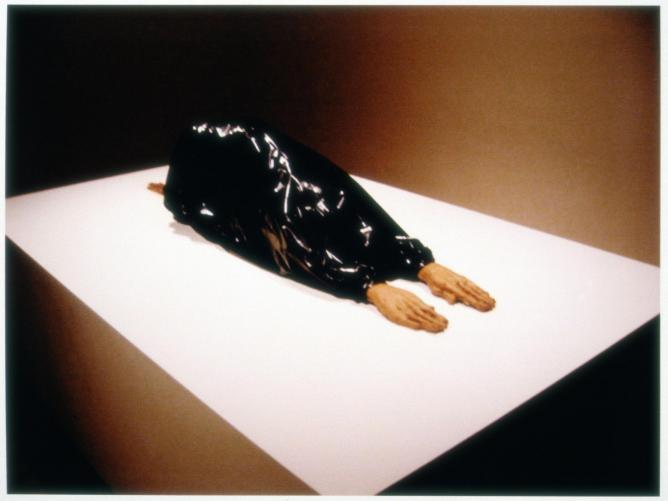 Huma Bhabha Untitled MoMA