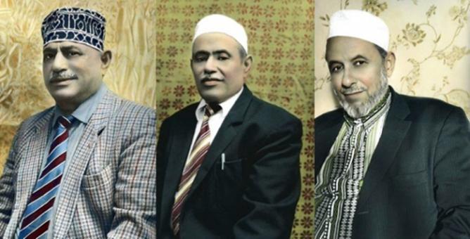 (L-R) Saeed Mohamed Aklan Ghaleb, Naser Abdo Rehman & Ibrahim Mohamed Ali