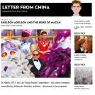 Letter From China