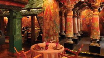 Indian Restaurant Flora Prague