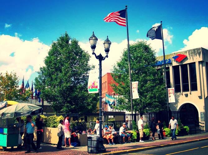 Celia Cruz Park, Union City | © Luigi Novi/WikiCommons