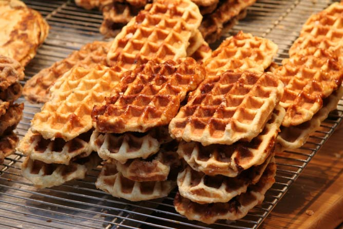 Belgian Waffles | © Jacques Renier/WikiCommons