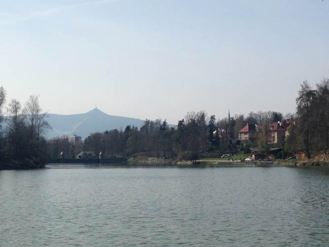 The Liberec Reservoir | © Lani Seelinger