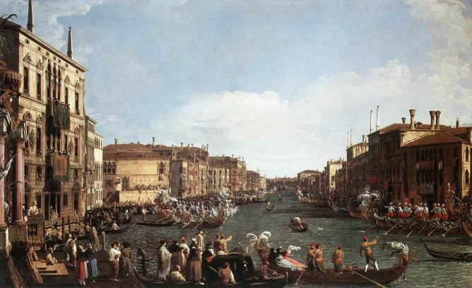 Venice by Canaletto