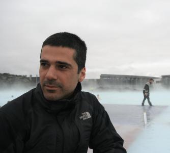 Ali Kazma portrait