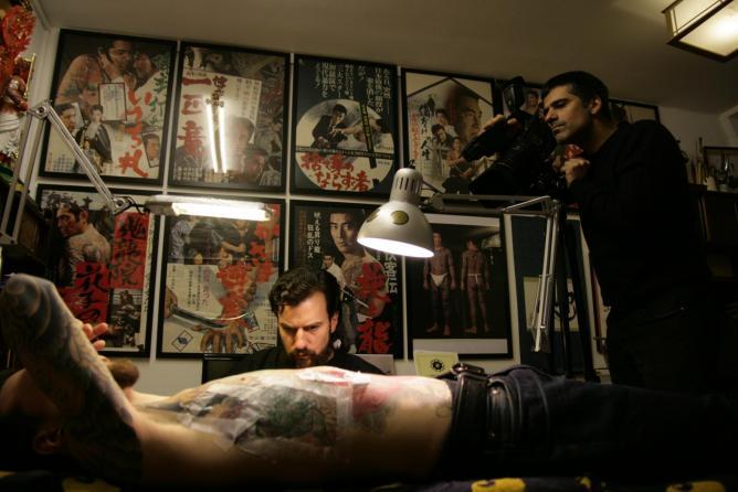 "Ali Kazma, ""Resistance"", 2013, photograph: Selen Korkut, production still from the studio of Alex Reinke"