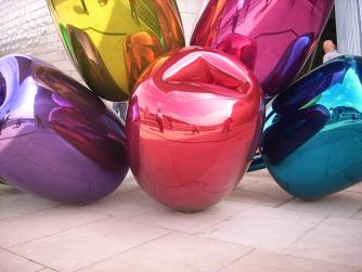 Jeff Koons 'Tulips'