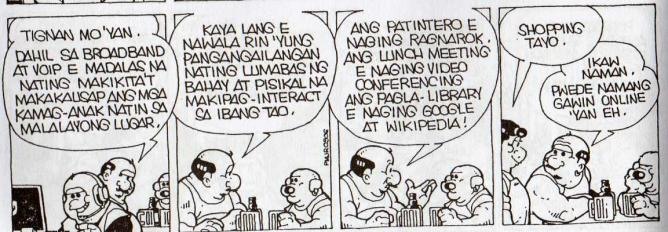 Pugad Baboy: A Comic Portrayal Of Filipino Foibles