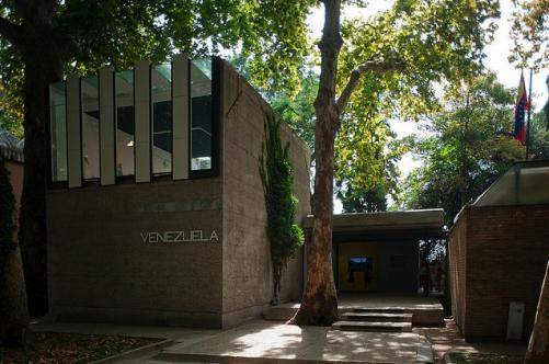Venezuela Pavilion Venice Biennale