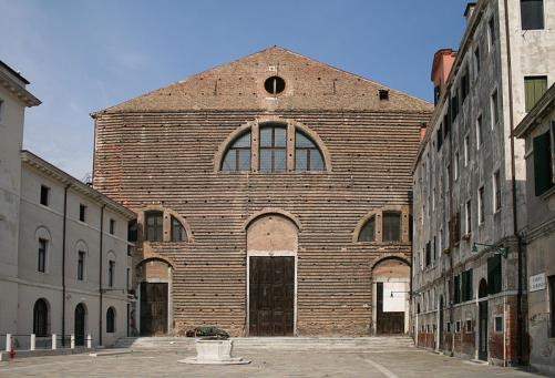 former Church of San Lorenzo