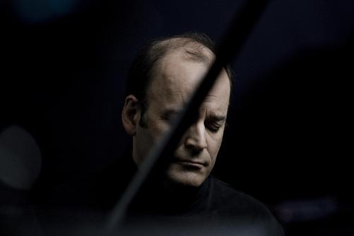 Portrait de Louis Lortie au piano