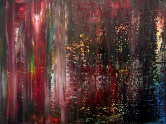 Gerhard Richter: pintura abstracta by Jorge Fraganillo