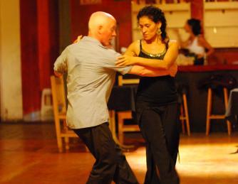 Lucia Y Garry Tango