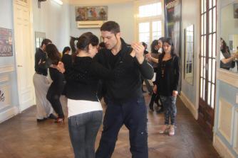 Mente Argentina Tango school
