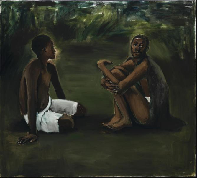 Lynette Yiadom-Boakye From Here Until Never