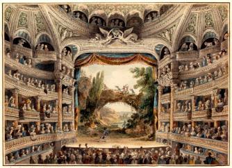 Comedie-Francaise (Theatre Francais)