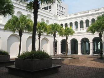 Singapore Art Museum | © TerenceOng/WikiCommons