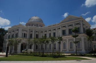 The National Museum of Singapore | © TerenceOng/WikiCommons