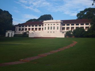 The Fort Canning building | © JaneBelindaSmith/WikiCommons