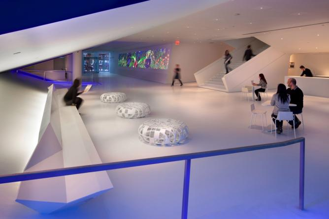 The Museum of the Moving Image
