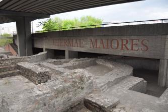 Roman Bath Museum (Thermae maiores legionis [Aquincum]), Budapest, Hungary