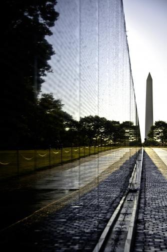 Vietnam Memorial, DC