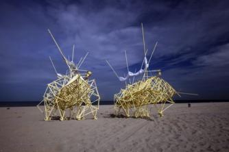Theo Jansen, 'Strandbeest'
