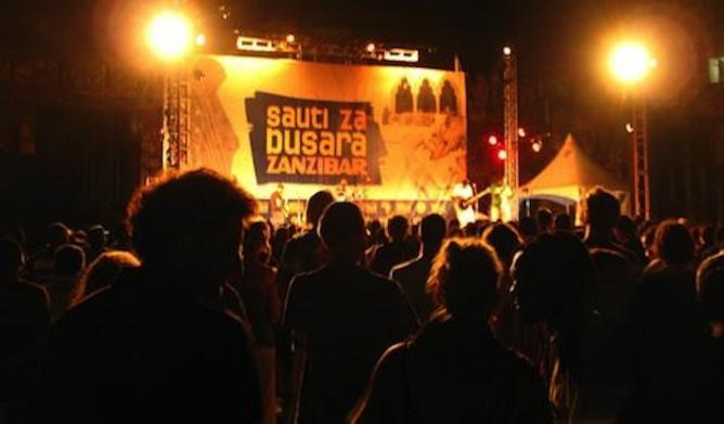 Sauti za Busara Music Festival