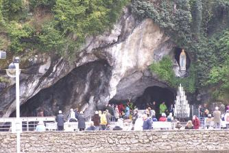 Grotto of Massabielle