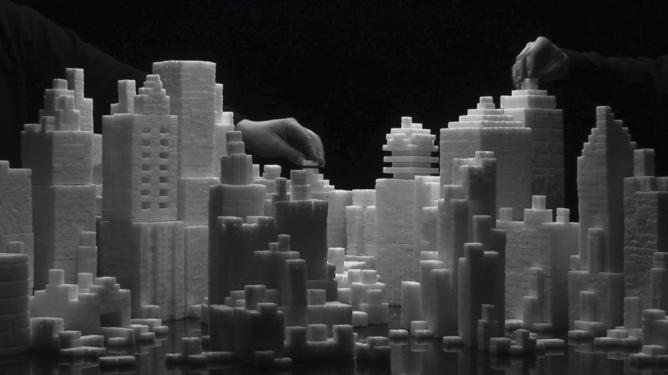 Hans Op de Beeck, 'Staging Silence 2', 2013  20' 25 mins, Edition 9/10 | Image courtesy of Galleria Continua and the artist