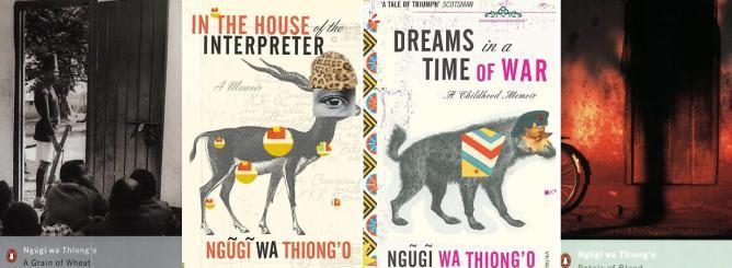 matigari by ng g wa thiongo Ngũgĩ wa thiong'o (s 5  (1986) on essee, jossa ngũgĩ vetoaa afrikkalaisia kirjailijoita kirjoittamaan omalla äidinkielellään, ja matigari.