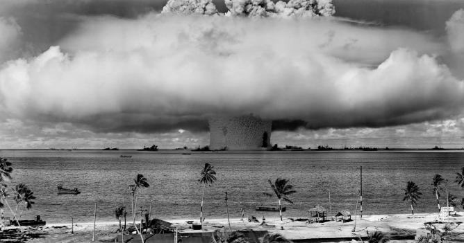 Bikini Atoll Operation Crossroads
