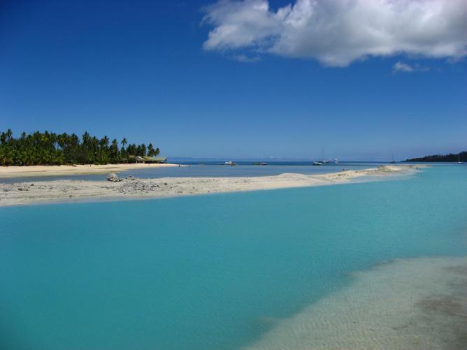 Fiji | © Peter Moore/Flickr