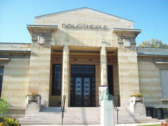Reims Carnegie Library