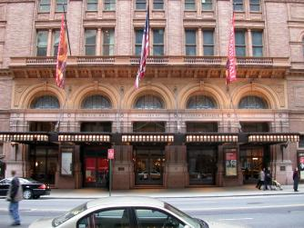 Carnegie Hall, New York