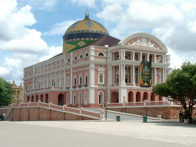 The Manaus Opera House